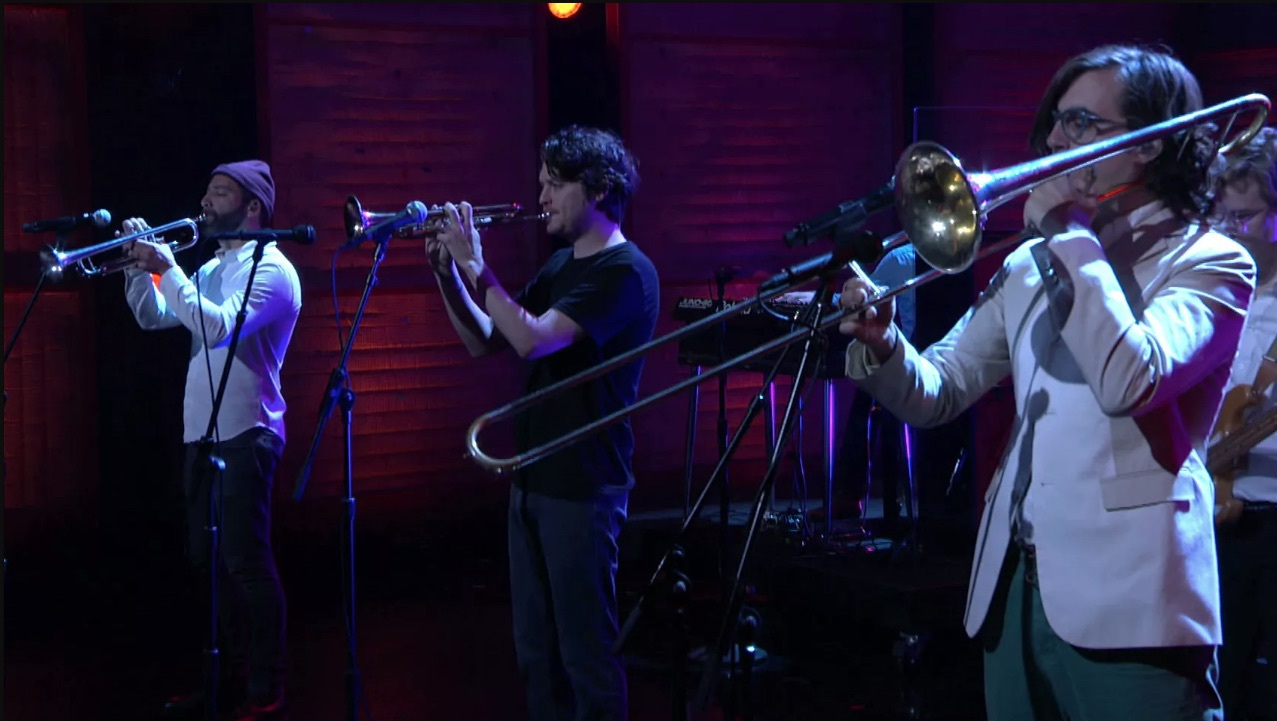 Beirut Performs 'So Allowed' on CONAN